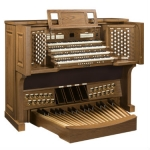 Viscount Regent 469D Deluxe Classical Organ With 32 Note Pedalboard & Bench