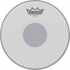 "Remo CS X 10"" Coated Batter Top Head With Black Dot On Bottom (CX011010)"