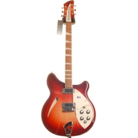 Rickenbacker 360 Electric Semi Guitar in Fireglo