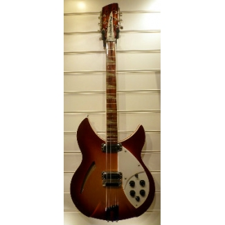Rickenbacker 360/12C63 C Series 12-String, Fireglo, Secondhand