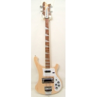 Rickenbacker 4003 4 String Bass in Mapleglo