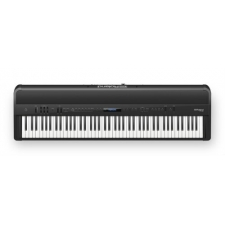 Roland FP90 Portable Piano in Black or White (With In-Built Speakers)