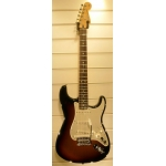 Fender Roland G5 COSM Strat Electric Guitar In Sunburst