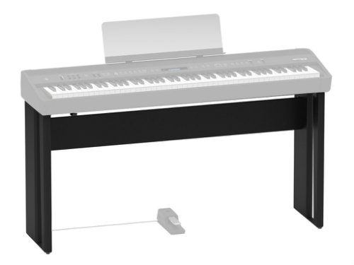 Roland KSC90BK Stand in Black for Roland FP90BK