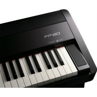 Roland FP80 Digital Piano in Black