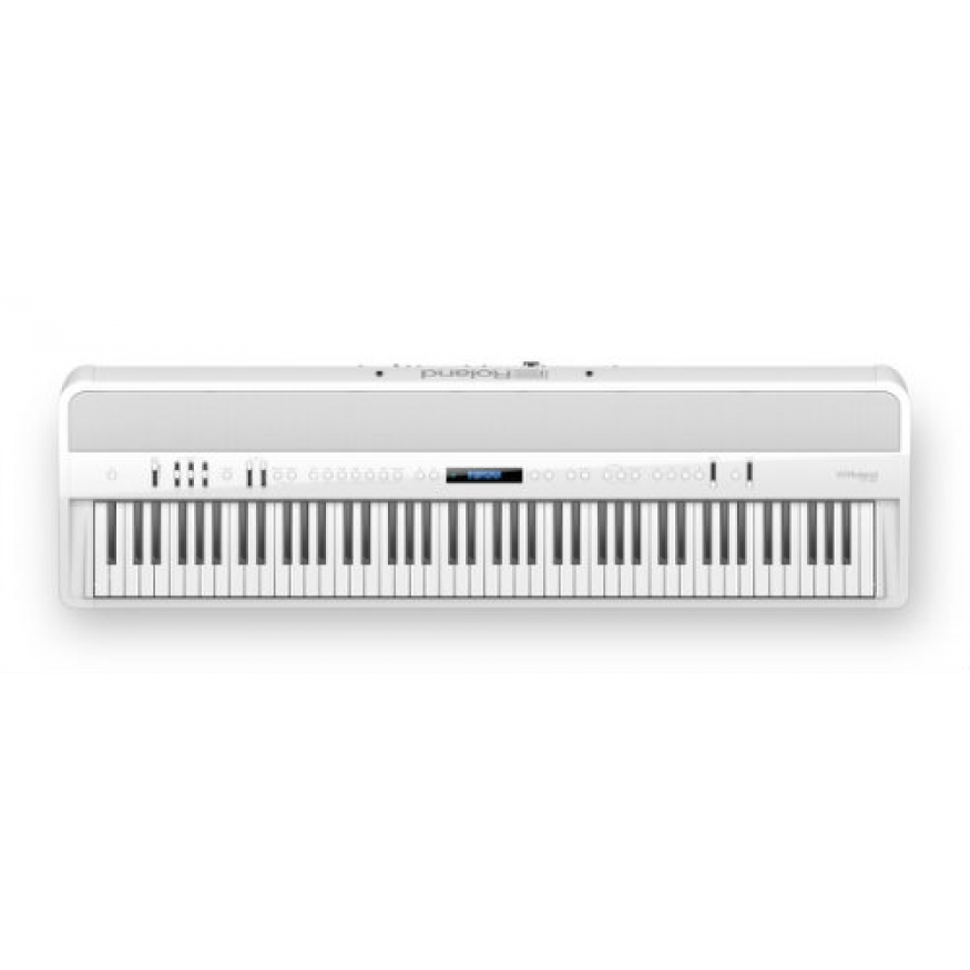 roland fp 90 digital piano roland fp90 wh roland fp90 white at promenade music. Black Bedroom Furniture Sets. Home Design Ideas