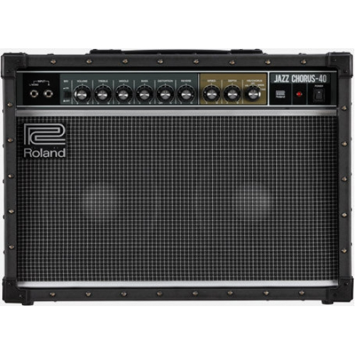 Roland JC40 (40W, 2X10) Stereo Guitar Combo