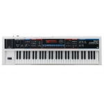 Roland Juno Di Synth in White