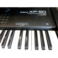 Roland XP50 Synth/Workstation, Secondhand