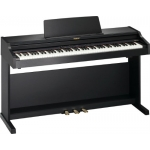 Roland RP301R Digital Piano in Satin Black