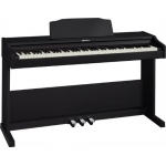 Roland RP102 Digital Piano, Contemporary Black