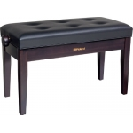 Roland RPB-D300RW Duet Piano Bench with Cushioned Seat