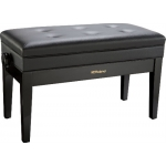 Roland RPB D400PE Duet Piano Bench with Storage Compartment