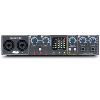 Focusrite Saffire PRO24DSP Firewire Audio Interface