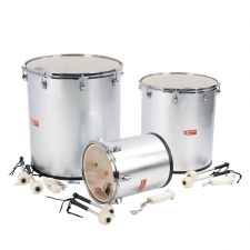 Percussion Plus PP780 Samba Drums Set of 3