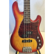 Sandberg California II VT4 4-String Bass in Cherry Sunburst, Secondhand