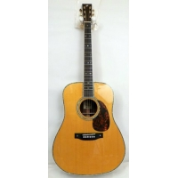 Satori YD42EQ Electro Acoustic Guitar In Vintage Natural