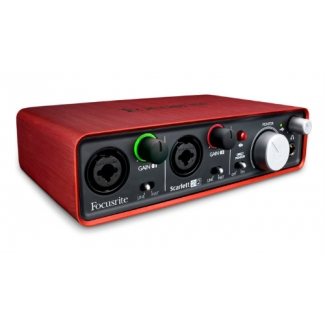 Focusrite Scarlett 2i2 (1st Generation) LAST ONE - BARGAIN!