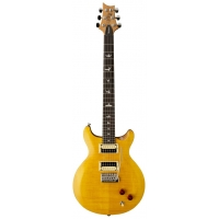 PRS SE Santana Electric Guitar in Santana Yellow