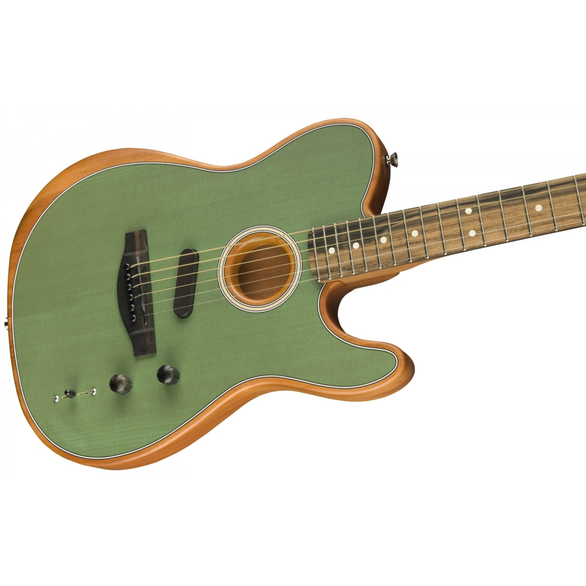 fender american acoustasonic telecaster seafoam green 0972013221 at promenade music. Black Bedroom Furniture Sets. Home Design Ideas