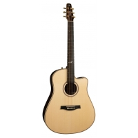 Seagull Artist Studio Deluxe CW Acoustic-Electric Guitar, Secondhand