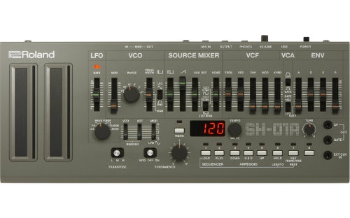 Roland SH01A Synthesizer Module Boutique Series