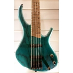 Shuker Horn Bass, Trans Turqoise, Secondhand - SALE PRICE!