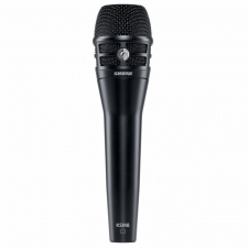Shure KSM8 Dualdyne Dynamic Vocal Microphone Package in Black (Cardioid)