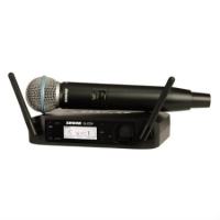 Shure GLXD24UK/B58 Beta 58A Digital Wireless Vocal System