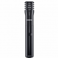 Shure SM137 Instrument Condenser Microphone Package (Cardioid)