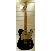 Squier Silver Series Tele, Black, Secondhand