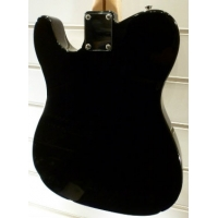 Squier Rare Silver Series Early 90's Telecaster in Black, Secondhand
