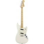 Fender Mustang Electric Guitar in Olympic White
