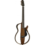 Yamaha SLG200S Steel Strung Silent Guitar In Natural With Gig Bag