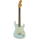 Fender American Special Stratocaster in Sonic Blue, Secondhand