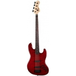 Spector Coda Pro 4 Bass in Black Cherry Stain