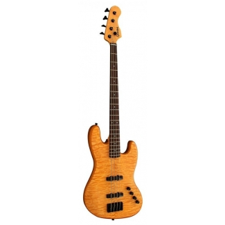 Spector Coda Pro 4 Bass, Natural Stain, Secondhand