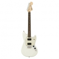 Squier FSR Bullet Mustang HH, Olympic White, Limited Edition