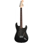 Squier Affinity Series Stratocaster HSS, Montego Black Metallic