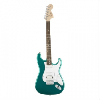 Squier Affinity Series Stratocaster HSS, Race Green