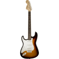 Squier Affinity Series Stratocaster Left-Handed, Brown Sunburst