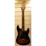 Squier Affinity Strat, Sunburst, Secondhand