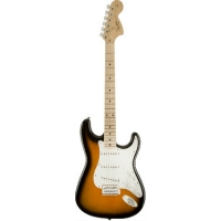 Squier Affinity Series Stratocaster Electric Guitar in 2 Tone Sunburst