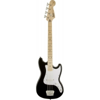 Squier Bronco Shortscale Bass, Black