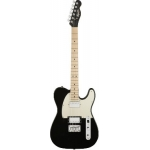 Squier Contemporary Telecaster HH in Black Metallic