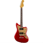 Squier Deluxe Jazzmaster ST, Candy Apple Red