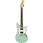 Squier FSR Bullet Mustang HH, Sea Foam Green, Limited Edition