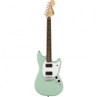 Squier FSR Bullet Mustang HH, Surf Green, Limited Edition