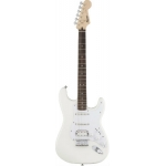 Squier Bullet HSS Stratocaster with Hard Tail, Arctic White