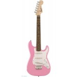 Squier Mini Strat in Pink